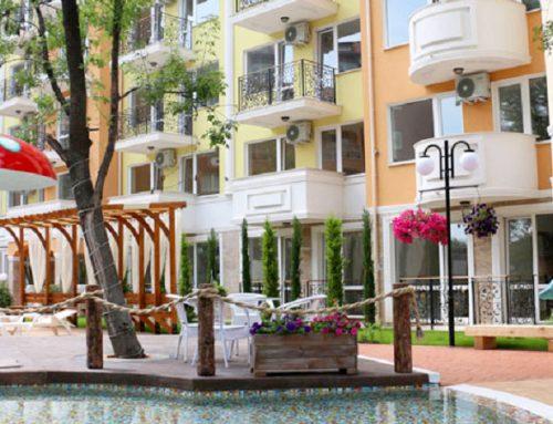 Апартаменты в Солнечном Берегу от 28,916 €