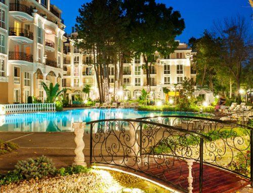 Апартаменты  в Солнечном Береге от 56,325 €