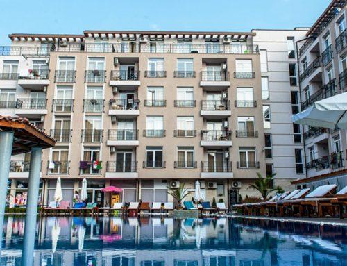 Апартаменты в Солнечном Берегу от 29,266 €