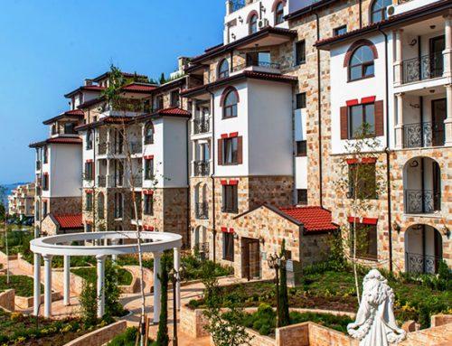 Апартаменты в Святом Власе от 58,374 €