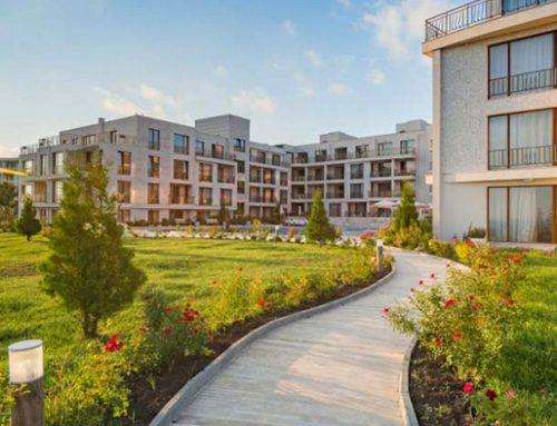 Апартаменты в Бургасе от 32,828 €