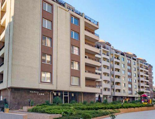 Апартаменты в Бургасе от 48,256€