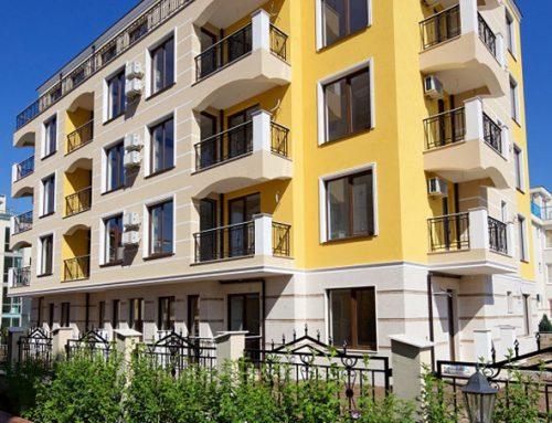 Апартаменты в Несебре от 24,330 €
