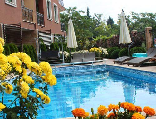 Апартаменты в Несебре от 39,900 €