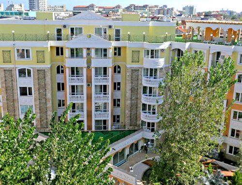 Апартаменты в Солнечном Берегу от 32,966 €