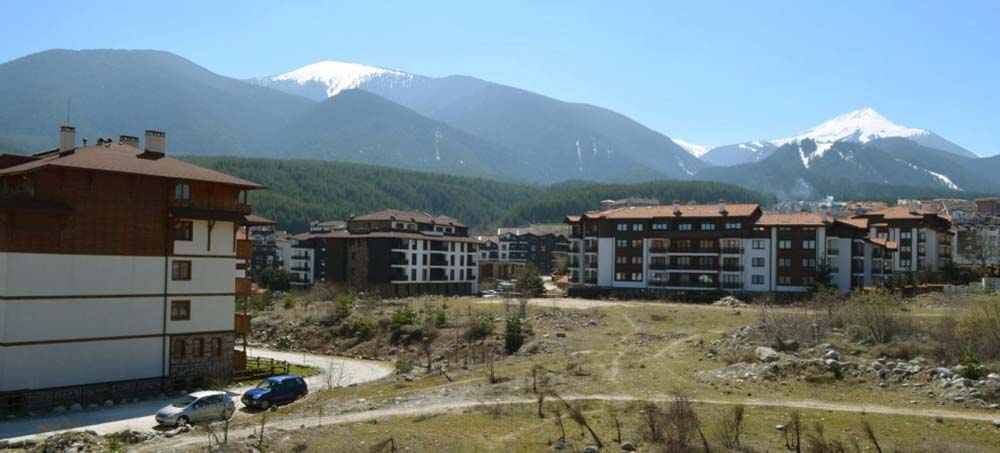 Гостиничный комплекс «Белая лавина» в Банско