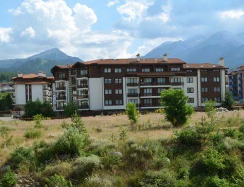 Квартира в комплексе «Новый Хан»